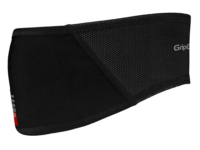 GripGrab Windster Windproof Headband Black
